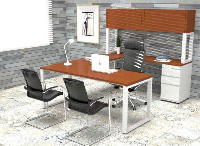 Escritorios para oficina en monterrey por riwell venta y for Fabrica de escritorios de oficina