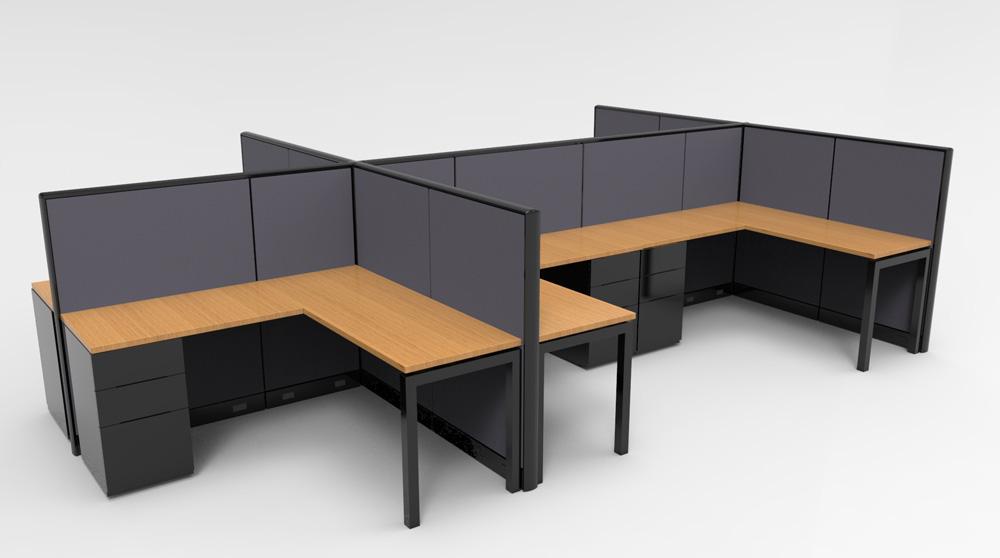 Mamparas para oficina en monterrey riwell fabricante for Mamparas oficina