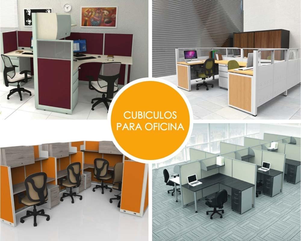 Muebles para oficina en monterrey venta por riwell for Cubiculos de oficina