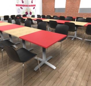 Muebles para Comedores Industriales en Monterrey