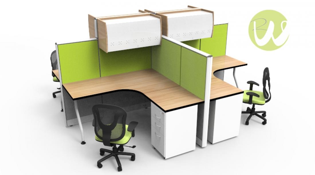 Muebles para oficina en monterrey venta por riwell for Muebles de oficina monterrey